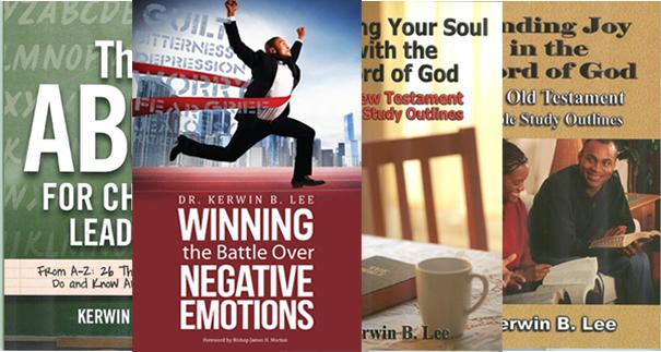 Pastor Kerwin Lee Books