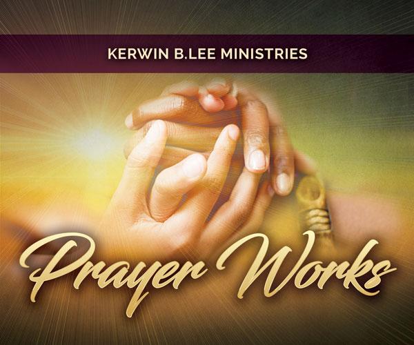 Kerwin Lee Prayer Works DVD