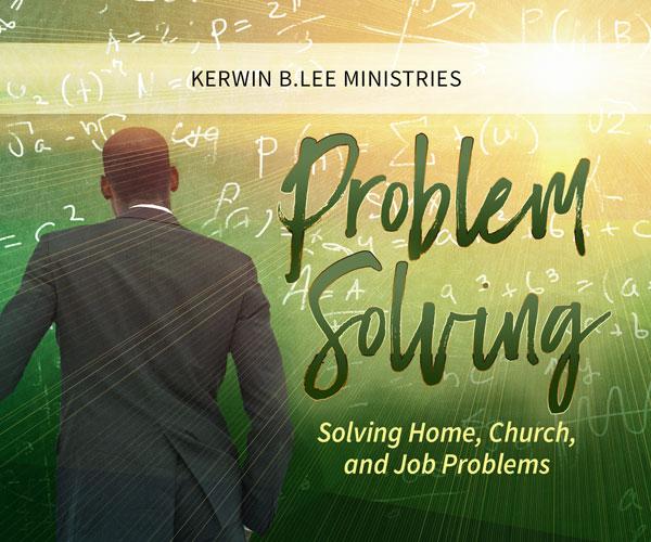Kerwin Lee Problem Solving DVD
