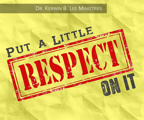 Kerwin Lee Put Respect DVD